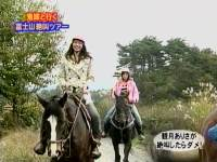 井上和香ちゃん もしも乗馬03