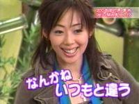 井上和香ちゃん プロ野球珍プレー04