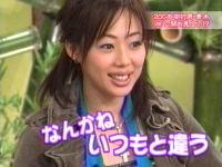 井上和香ちゃん プロ野球珍プレー05