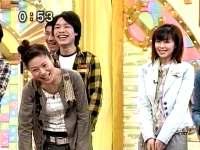 井上和香ちゃん 横綱 朝青龍04
