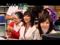 井上和香ちゃん はいテレビ朝日です01