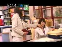井上和香ちゃん はいテレビ朝日です02