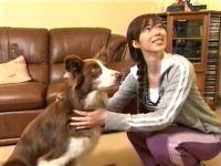 井上和香ちゃん ドッグダンス 05
