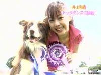 井上和香ちゃん ドッグダンス 08