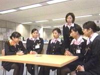 井上和香ちゃん 新幹線ガール 03