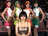 井上和香ちゃん HERO'S 2007決勝戦 01