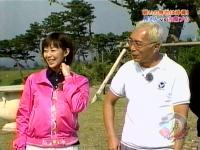 井上和香ちゃん 所さんの楽しいゴルフ 02