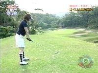 井上和香ちゃん 所さんの楽しいゴルフ 01