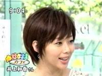 井上和香ちゃん はなまるマーケット 02
