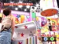 井上和香ちゃん バニラ気分 VS嵐 04