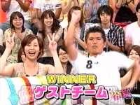 井上和香ちゃん バニラ気分 VS嵐 06